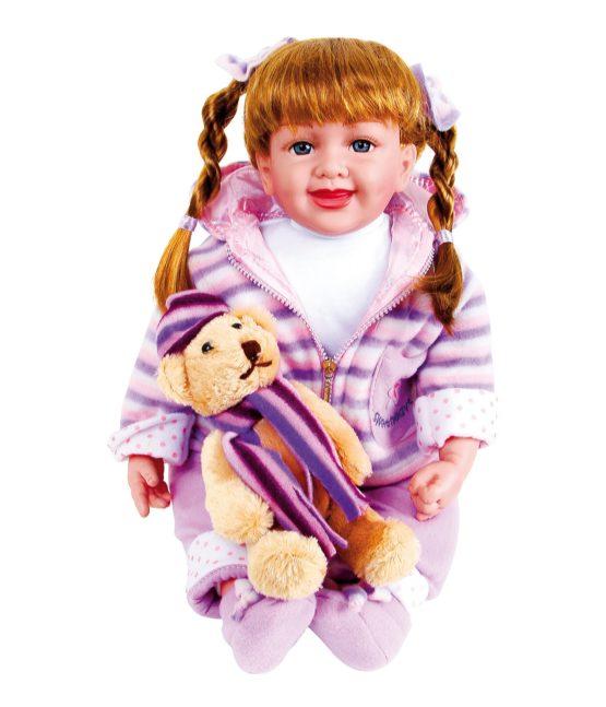 """Doll """"Jasmin"""", 50 cm"""