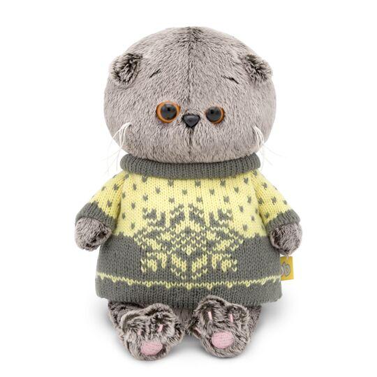 Basik BABY im Kragen Pullover