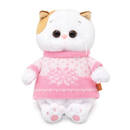 Li-Li Baby im rosa Pullover