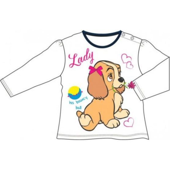 Baby T – Shirt, Top – Disney – Lady Susi