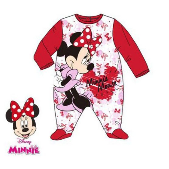 Baby springt Disney Minnie