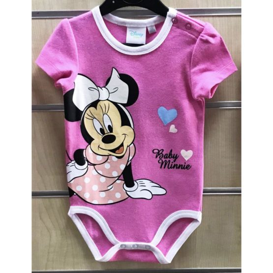 Babybody Disney Minnie