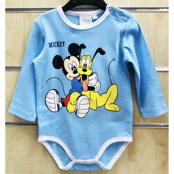 Baby Bodysuit Jumpsuit Disney Mickey