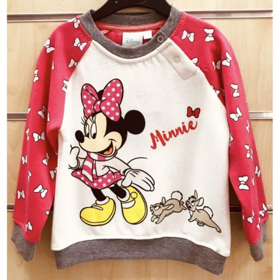 Baby Sweater Disney – Minnie