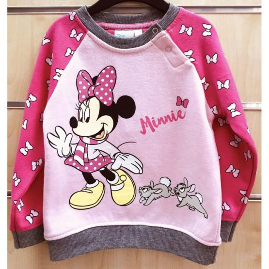 Baby Sweater Disney Minnie