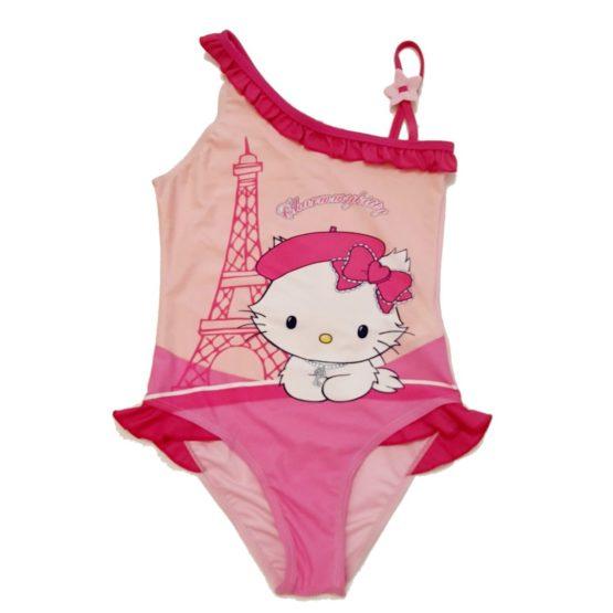 Badeanzug für Mädchen – Charmmy Kitty