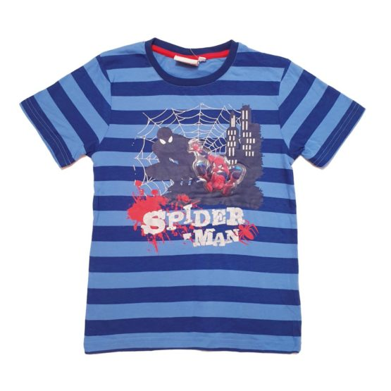 Blue T-shirt – Spiderman