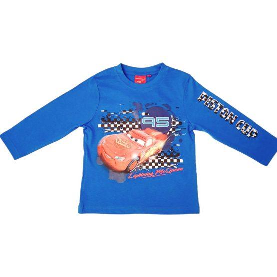 Blaues T-Short McQueen
