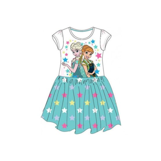 Disney Ice Magic Kids Summer Dress – blue