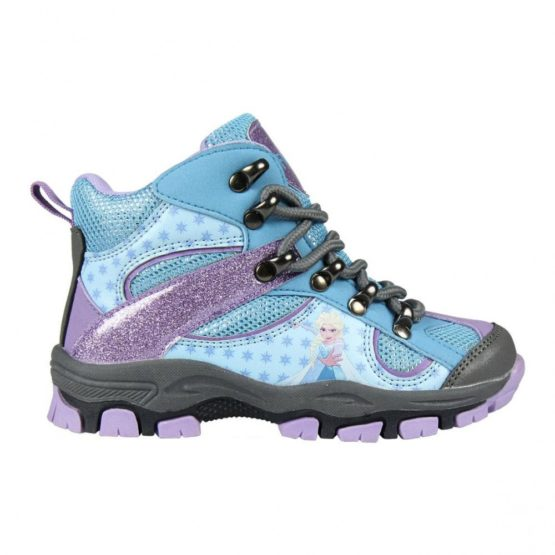 Frozen – trekking mountains boots