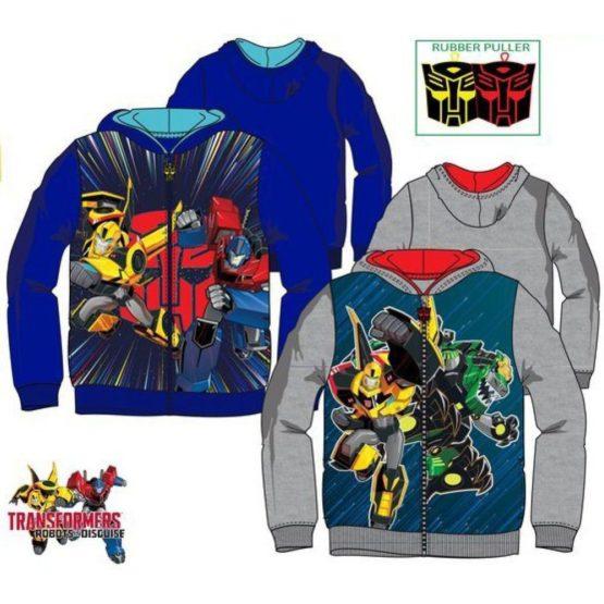 Kinder-Pullover Transformers