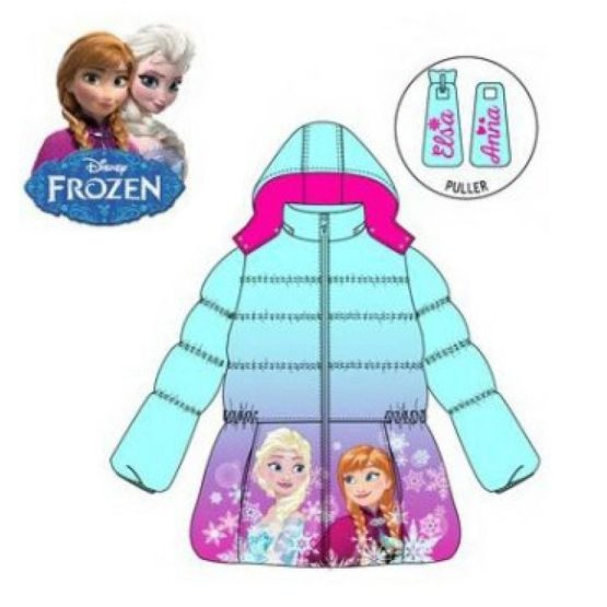 Kids jacket Disney Frozen – Blue