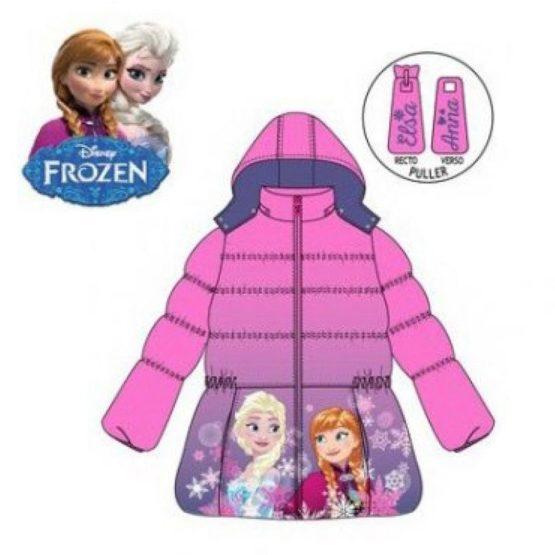 Kinder wattierte Jacke Disney Frozen