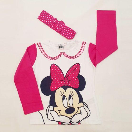 Langarmshirt – Minnie