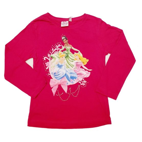 Long sleeve t-shirt – Princess
