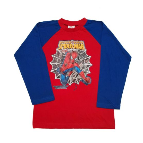 Long sleeve t-shirt – Spiderman