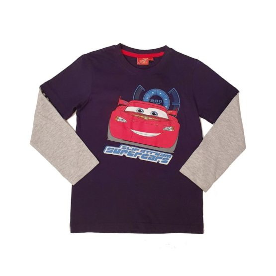 Langarmshirt – Super Cars