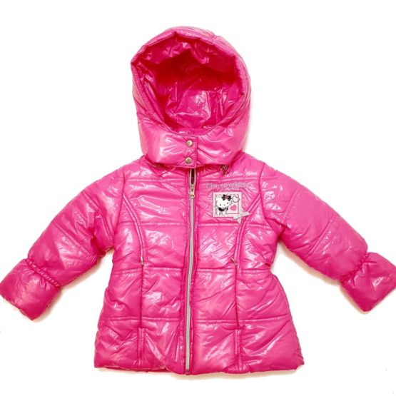 Winter jacket with hood – Charmmy Kitty