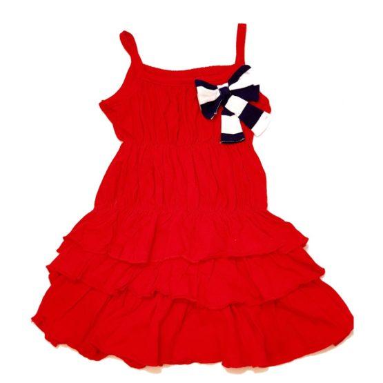 Rotes kleid – minoti