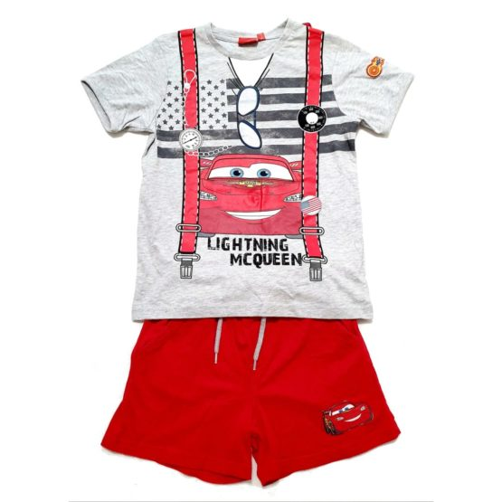 T-shirt with shorts – Cars