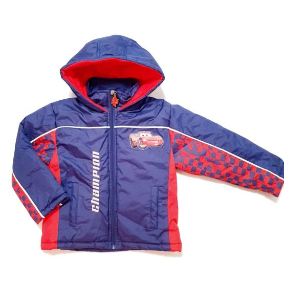 Winter jacket with hood for boys – Champion