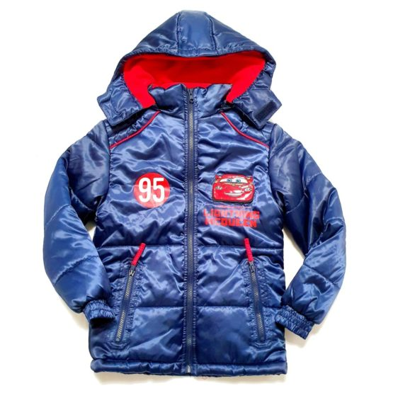 Winter jacket with hood for boys – McQueen