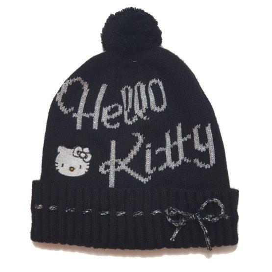 Wintermütze – Hello Kitty