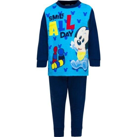 Mickey Baby Schlafanzug – dunkel