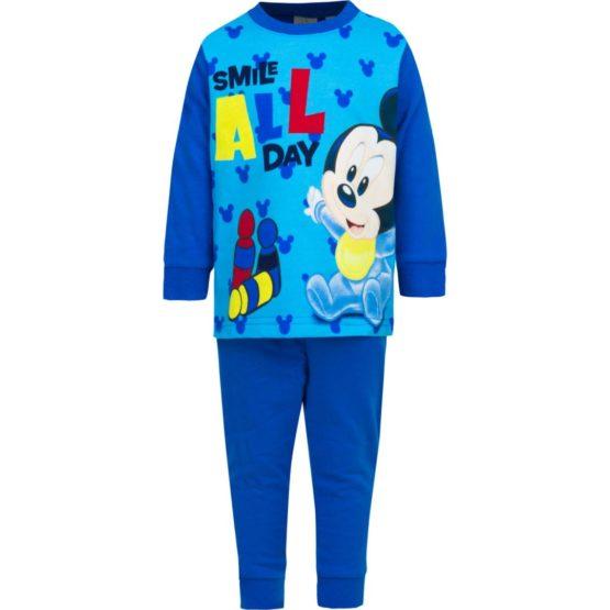 Mickey Baby pajamas – light