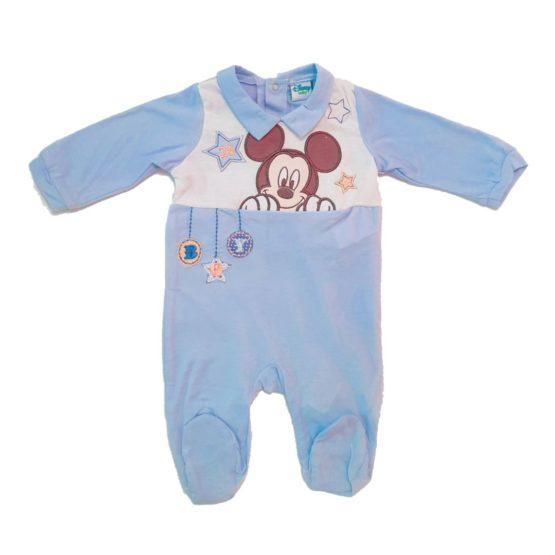 Mickey Baby Schnizler Newborn – white