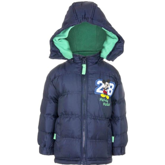 Mickey Baby winter jacket – blue