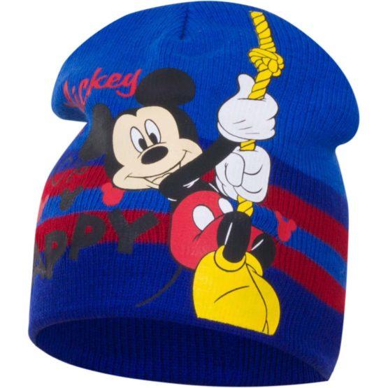 Mickey Mütze – blau