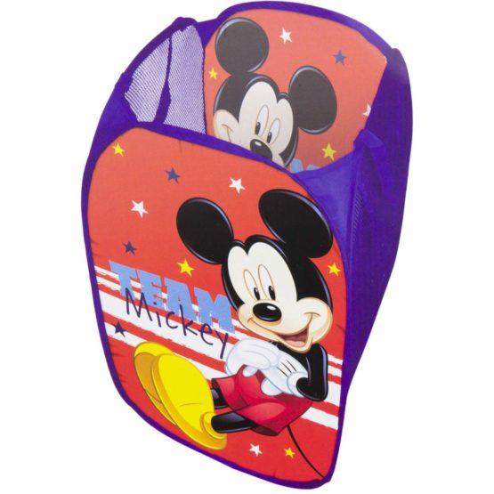 Mickey pop-up basket