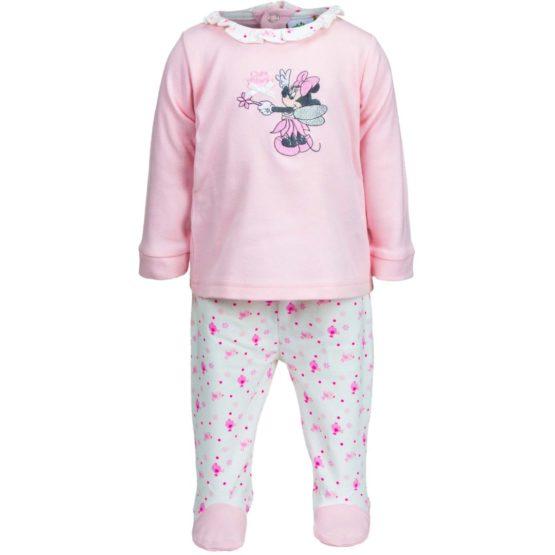 Minnie 2 teilige Set Baby – pink