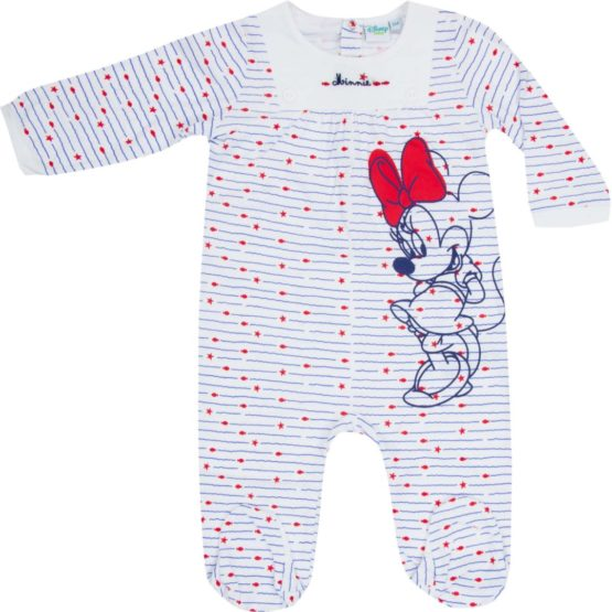 Minnie Baby Schnizler Newborn – blue