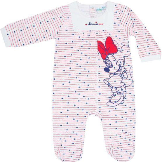 Minnie Baby Schnizler Newborn – red