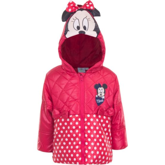 Minnie Baby winter jacket – red