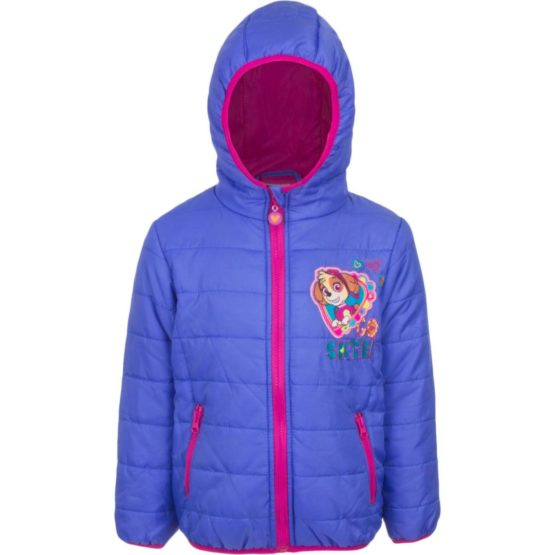 Paw Patrol winter jacket – blau
