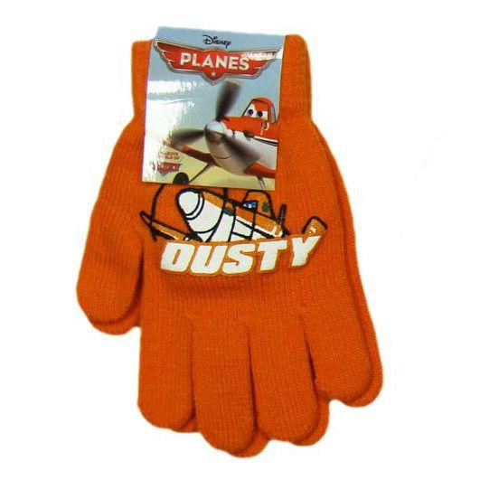 Planes Handschuhe – orange