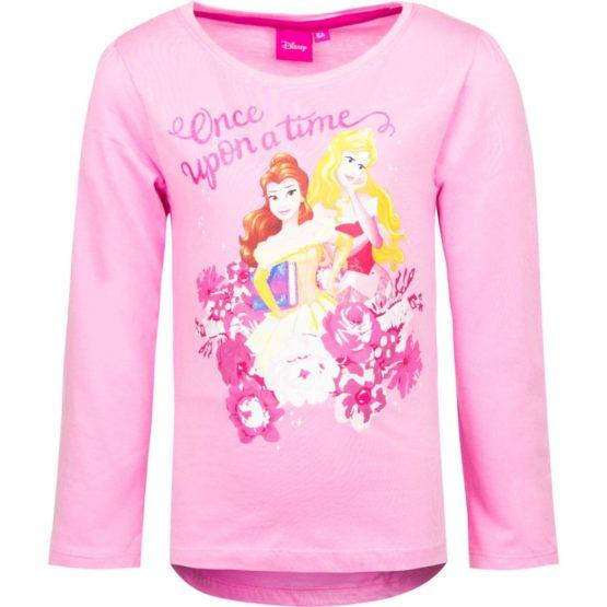 Princess longsleeve – pink