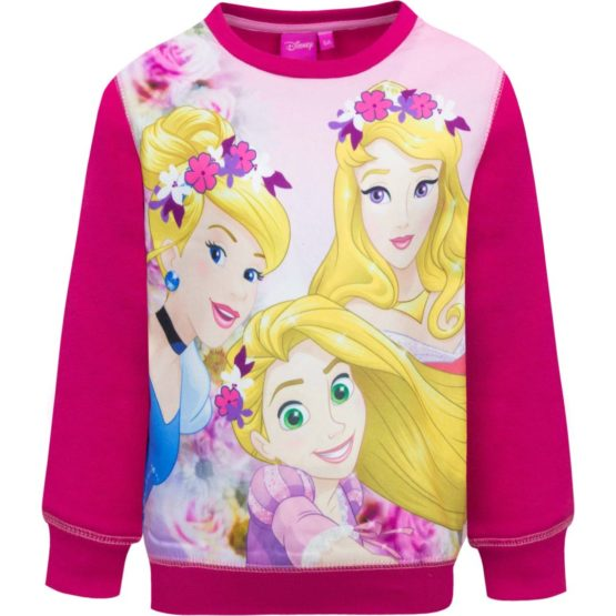 Princess Sweatshirt – pink