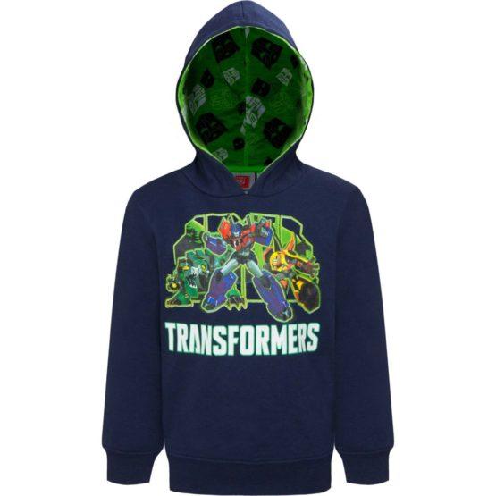 Transformers Kapuzenpullover – dunkel