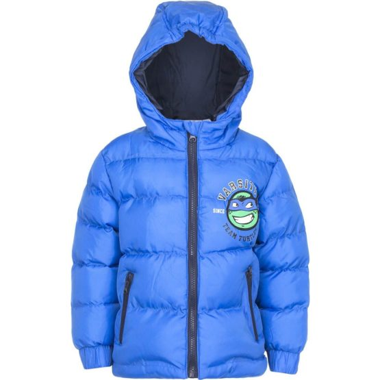 Turtles winter jacket – blue