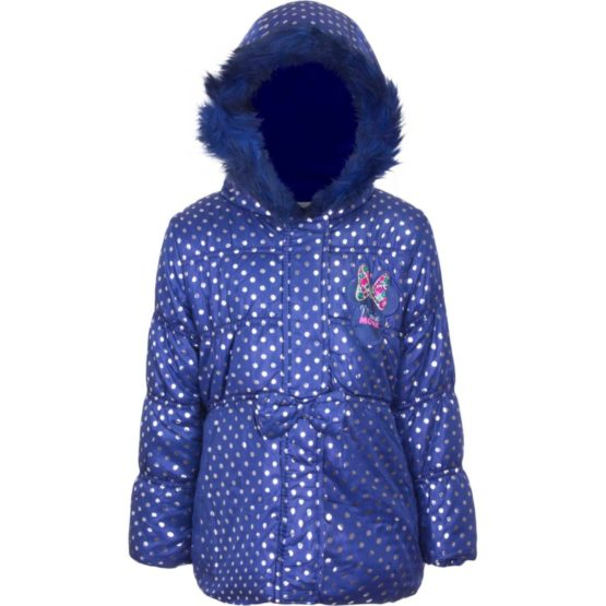 Winter jacket Minnie – blue