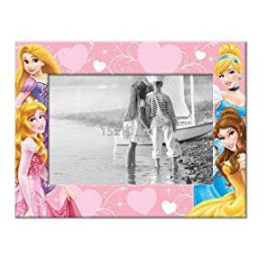 Disney Soft Fotorahmen Princess – 15cm x 10cm