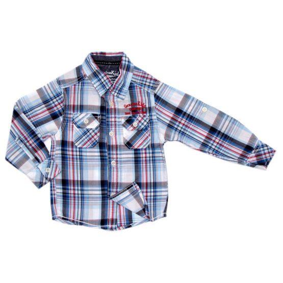 Baby shirt – OshKosh – blue