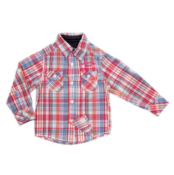 Baby shirt – OshKosh – red