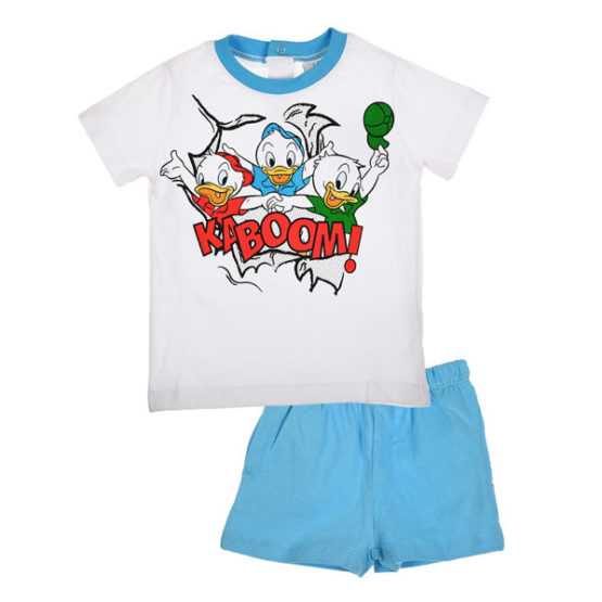 Blue Sports Set for Boys – Donald Duck