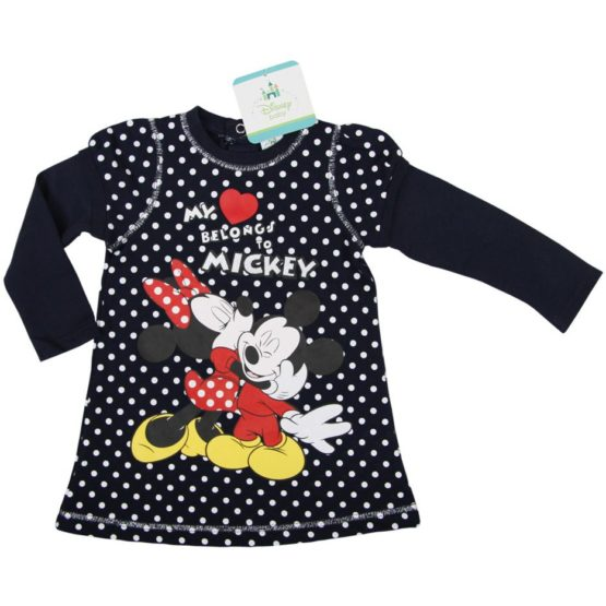 Disney Babykleid – Minnie & Mickey – Marineblau