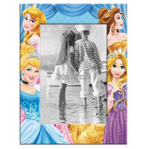 Disney Soft Fotorahmen Princess – 10cm x 15cm